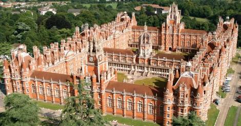 Royal holloway founders